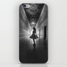 Dreaming Ballerina iPhone & iPod Skin