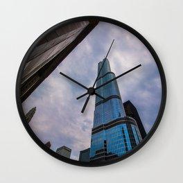 Trump International Hotel and Tower Wall Clock