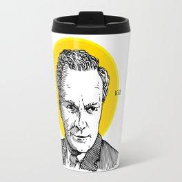 St. Feynman Travel Mug