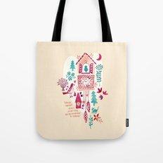 Romeo and Juliet Tote Bag