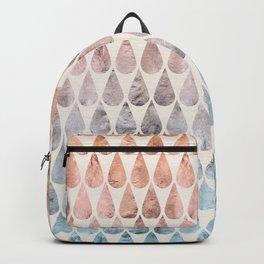 Rainbow Drops Backpack