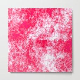 Pink Float Art Metal Print