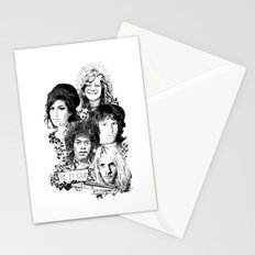 The 27 Club Stationery Cards