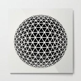Sphere 2 Metal Print