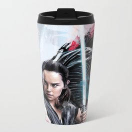The last Jedi Metal Travel Mug