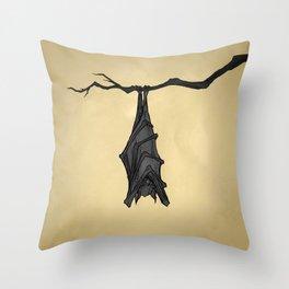 Little Bat Throw Pillow