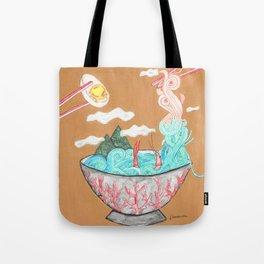 Sea Salt Ramen Tote Bag
