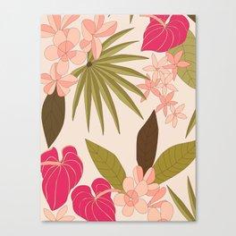 Honolulu Canvas Print