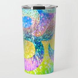 ohm sparkle Travel Mug