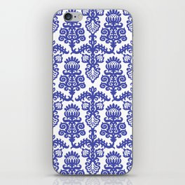 Floral Pattern 2 iPhone Skin