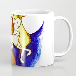 Ninetales. Coffee Mug