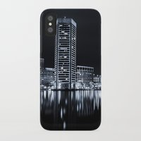 baltimore iPhone & iPod Cases featuring Baltimore Nights... by Jon Bilous