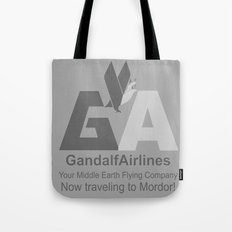 Gandalf Airlines Tote Bag