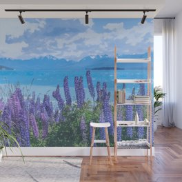 Serene Scenery Wall Mural