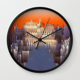 53. The Burger Prediction Wall Clock