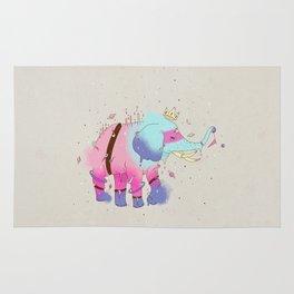 SPACE ELEPHANT Rug