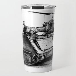 Vietnam War Scene 1 Travel Mug