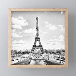 L'EIFFEL Framed Mini Art Print