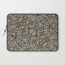 Cyber Punk Pattern Design Laptop Sleeve
