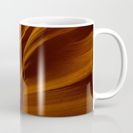 Girl Image in Antelope Canyon Coffee Mug