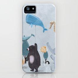 nature parade iPhone Case