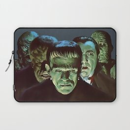 Famous Monsters Gang Laptop Sleeve