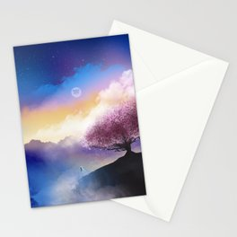 Why I should follow my heart? ♫ Stationery Cards