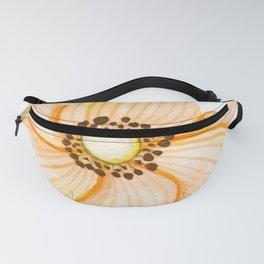 One Orange Flower Fanny Pack