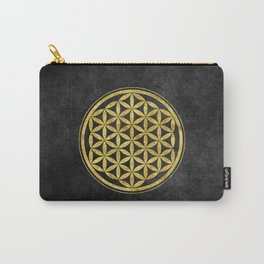 Flower Of Life 007 Carry-All Pouch