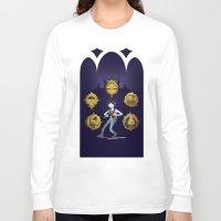 marceline Long Sleeve T-shirts featuring Marceline v1 by Pablo González Mora