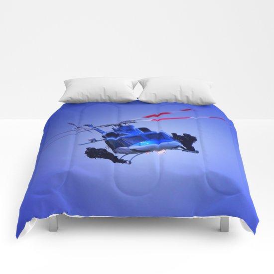 Secured Sky Comforters