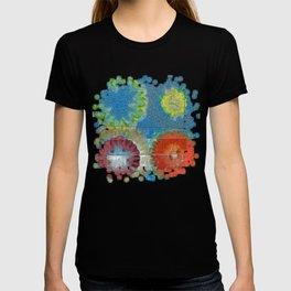 Phallisms Essence Flower  ID:16165-054217-01921 T-shirt