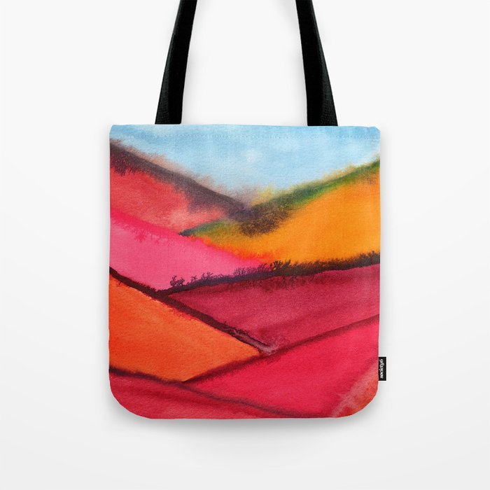 Improvisation 09 Tote Bag