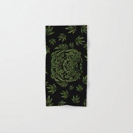 Marijuana of Pug Hand & Bath Towel