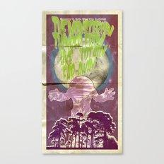 Monsterish Thinger Canvas Print