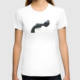 Non-violence Revolver T-shirt