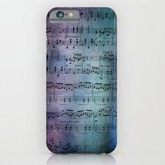 The Symphony iPhone 6 Slim Case