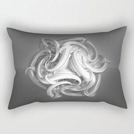 Relentless Recurrence Rectangular Pillow