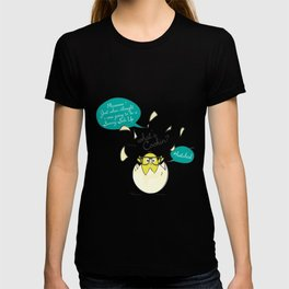 #Hatched T-shirt