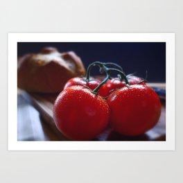 Italy Calls Kitchen Art Art Print
