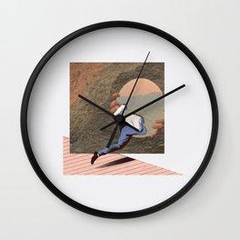 Runner Wall Clock