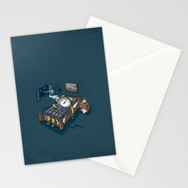 Sleep Modus Stationery Cards