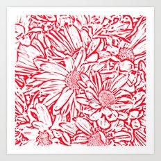 Daisy Daisy in Hello Ruby Art Print