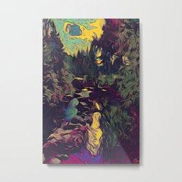 Two Lakes River Metal Print