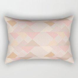Marshmallow dance Rectangular Pillow