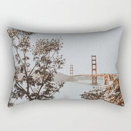 san francisco, california Rectangular Pillow