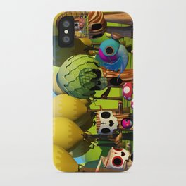 The TreeBorn Gang iPhone Case