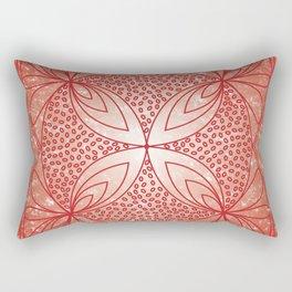 The Root Chakra Rectangular Pillow