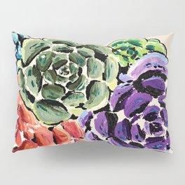 Positively Succulent Pillow Sham