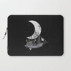 Moon Ship Laptop Sleeve